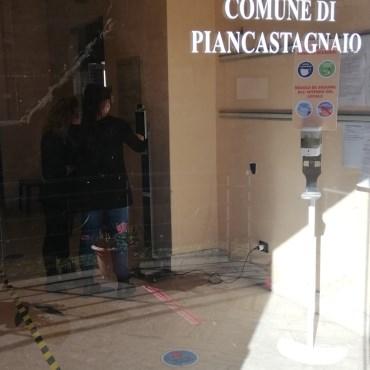 Termoscanner e controllo accessi
