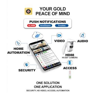 antifurto Paradox sul tuo smartphone